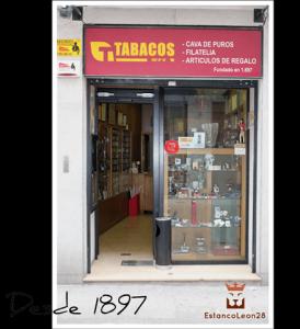 Estanco Leon 28 desde 1897