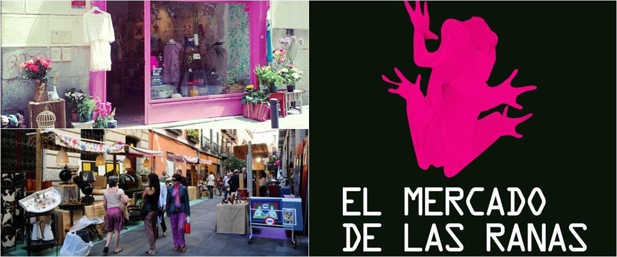 Estanco León 28 y EL MERCADO DE LAS RANAS